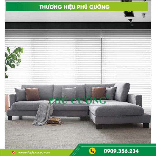 Cách vệ sinh ghế sofa nỉ tại nhà cho người mới sử dụng 1
