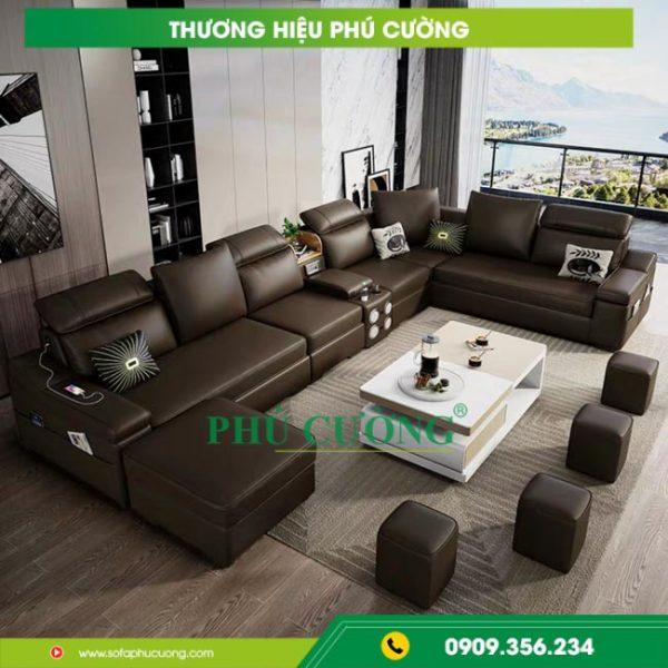 Chọn mua sofa chung cư đơn giản hợp phong thủy đón tài lộc