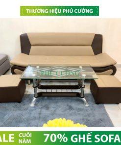 Địa chỉ mua sofa tân cổ điển giá rẻ Bình Dương