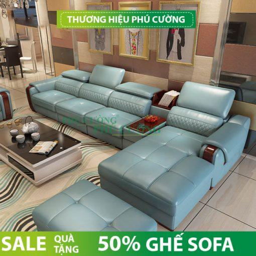 Lựa chọn màu sắc phù hợp cho các mẫu sofa cho căn hộ nhỏ phòng khách