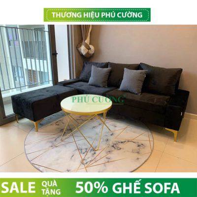 Vì sao nên chọn sofa nhập khẩu hcm màu đen cho phòng khách? 2