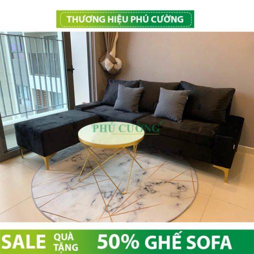 Địa chỉ bán sofa cho căn hộ nhỏ chất lượng cao và uy tín tại TP Hồ Chí Minh