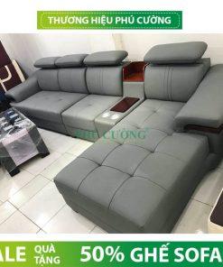 Xu hướng chọn mẫu sofa căn hộ hiện đại năm 2020 1