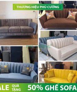 Cách kê sofa phòng khách chung cư nhỏ đơn giản 2