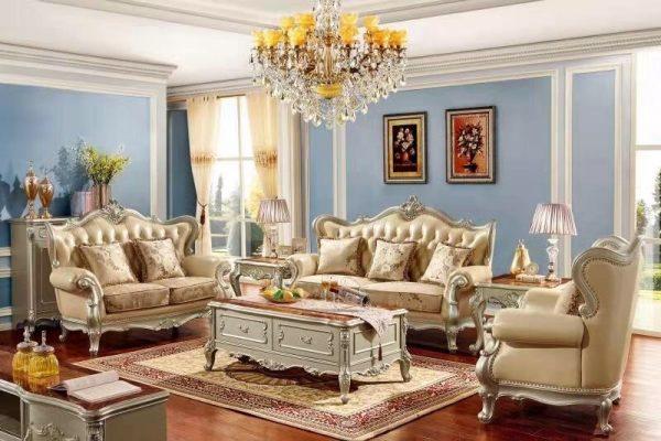 3 lý do vàng khiến bạn phải mua sofa nỉ tân cổ điển tại Phú Cường 1