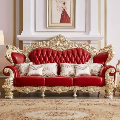 Sản phẩm sofa nhập khẩu Châu Âu nào phù hợp với phòng khách? 3