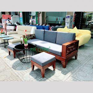 Các kiểu sofa gỗ kiểu hiện đại nổi tiếng nhất 2020 2