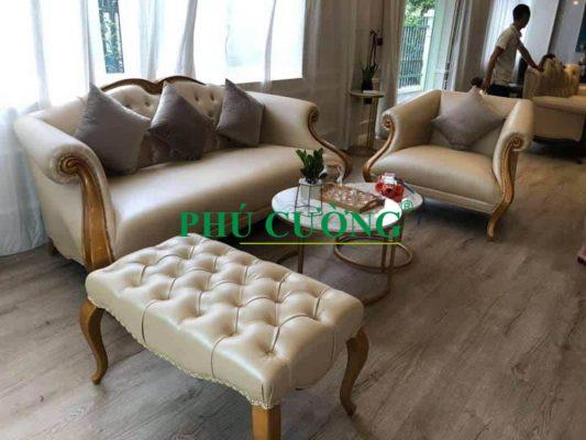 Tư vấn mua sofa cổ điển quận Bình Thủy chất lượng cao 3