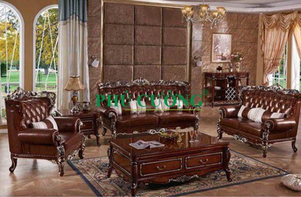Nên chọn sofa cổ điển Phú Quốc hay sofa hiện đại cho phòng khách rộng? 1