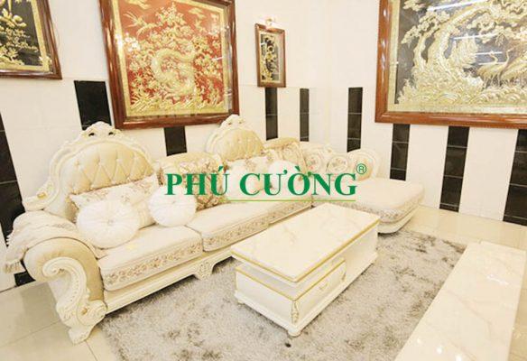 Sofa cổ điển Long An mua ở đâu chất lượng uy tín nhất? 2