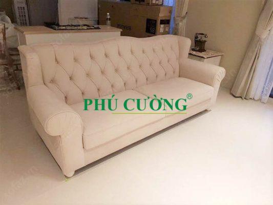 Bật mí cách chọn mẫu sofa văng tân cổ điển hợp với phòng khách 2