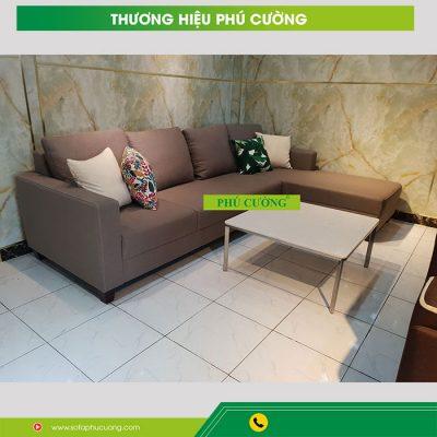 Bảng giá sofa bọc vải bố chất lượng cao tại Nội thất Phú Cường 1