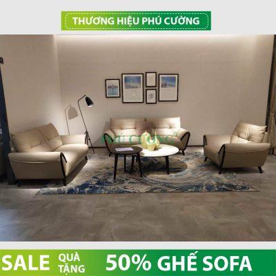 Thị trường sofa dao động, sofa da thật giá bao nhiêu?