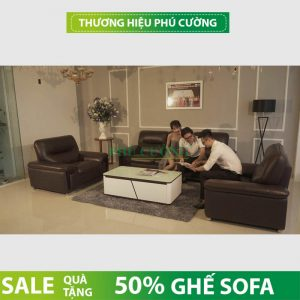Tổng hợp kích thước sofa góc da thật phổ biến hiện nay