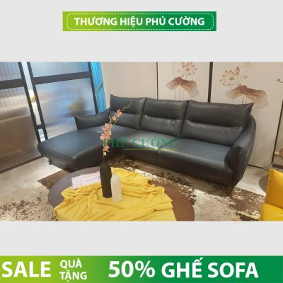 Ghế sofa da thật phòng khách Cần Thơ kiểu Nhật có những ưu điểm gì?