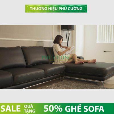 Ưu điểm vượt trội của sofa da thật nhập khẩu Malaysia