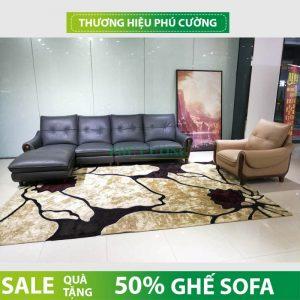 Tư vấn cách chọn mua bộ bàn sofa hiện đại Cần Thơ cho phòng khách 2