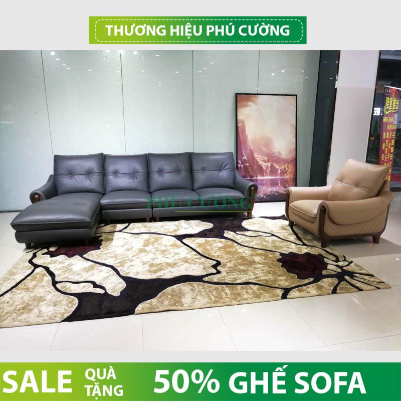 4 lưu ý vàng khi vệ sinh sofa nhập khẩu da thật đảm bảo độ bền 15 năm 2