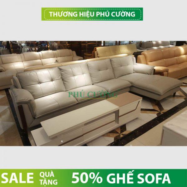 Các điểm chính cần lưu ý khi mua sofa da thật Ý 1