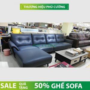 Top những sản phẩm sofa nhập khẩu Trà Vinh chất liệu da PU 3