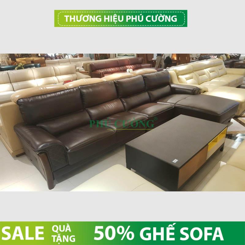 Giá sofa da Malaysia trên thị trường Việt Nam 2020 1
