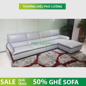 3 ưu điểm của sofa da thật nhập khẩu tại Nội thất Phú Cường 1