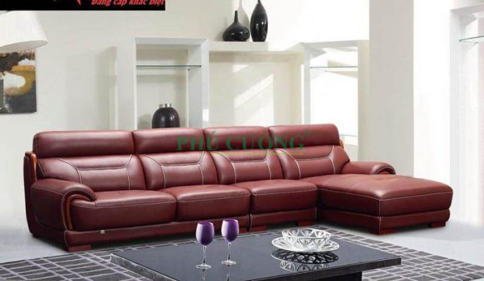 Lý do vàng nên chọn sofa da bò Malaysia thay vì mua sofa giả da 1