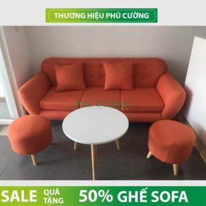 Có nên mua sofa băng Long An chất liệu da lộn hay không? 1