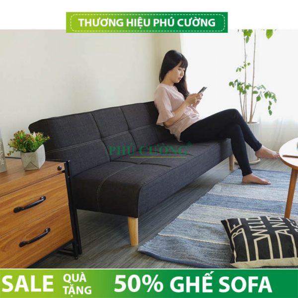 Vì sao nên chọn sofa nhập khẩu hcm màu đen cho phòng khách? 1