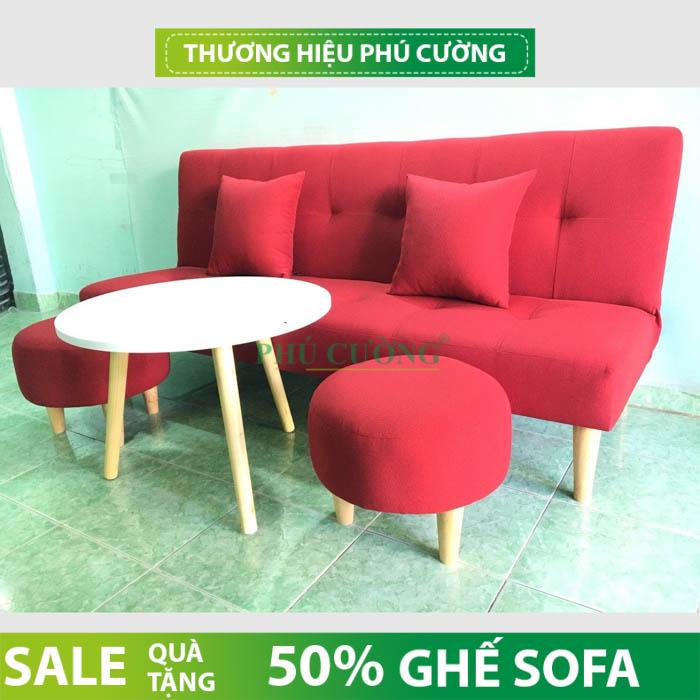 Chọn ghế sofa nhập khẩu màu nóng cho gia chủ mệnh Hỏa 1