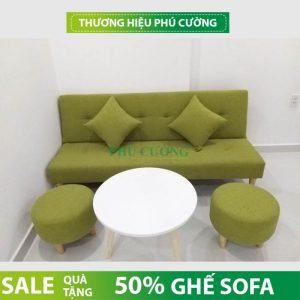 Cách vệ sinh sofa vải bố cơ bản tại nhà đơn giản với 3 bước 2