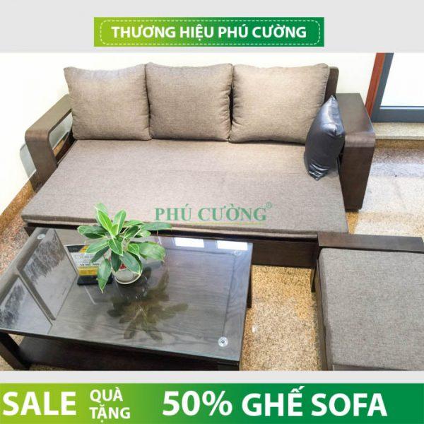 Một số ý tưởng chọn mua sofa giường quận 7 cho phòng ngủ