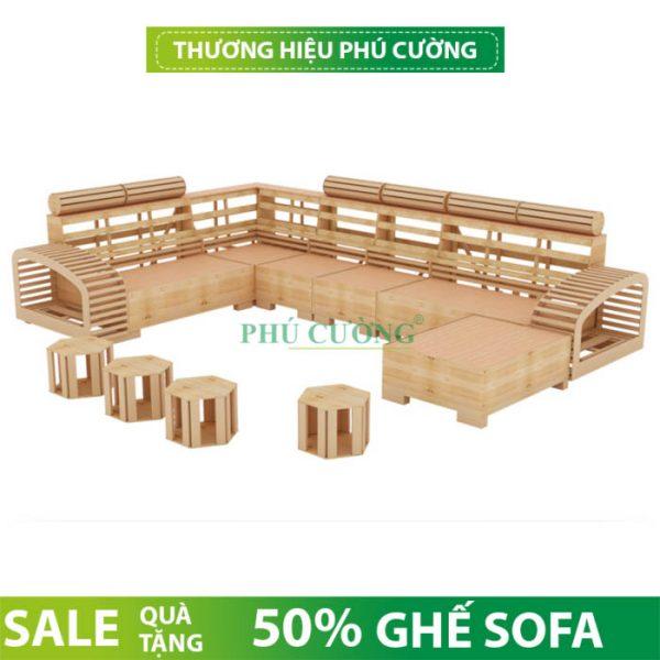 Kinh nghiệm chọn mẫu sofa gỗ hiện đại cao cấp 1