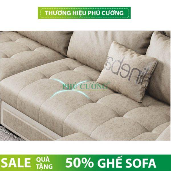 Sofa văng da nhập khẩu khác sofa da giá rẻ ra sao? 2