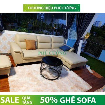 Ưu và nhược điểm khi mua bộ sofa da hiện đại Cần Thơ online