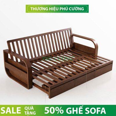 Nên mua sofa gỗ sồi hiện đại như thế nào hợp lý?