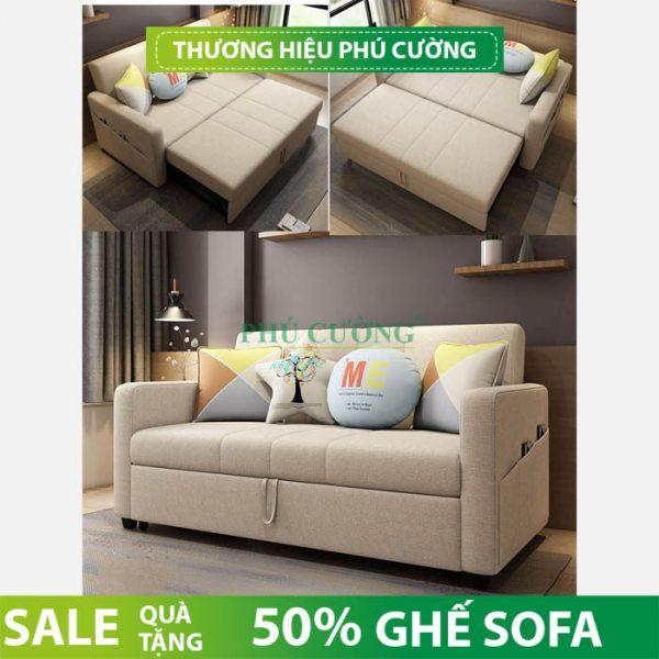 Chia sẻ kinh nghiệm mua giường sofa đa chức năng cho gia đình