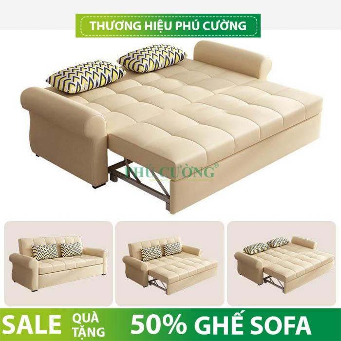 Những mẫu sofa hàng nhập khẩu màu sáng cực chất cho phòng khách 2