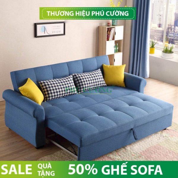 Sofa giường hiện đại đa năng có phải là sự lựa chọn tốt cho nhà nhỏ?