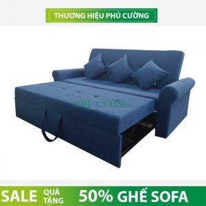 Cách bài trí sofa giường thông minh hợp lý 3