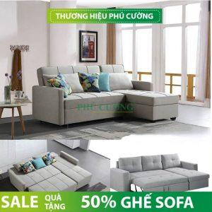 Nên chọn sofa hiện đại - sofa gỗ hay sofa vải cho phòng khách? 1