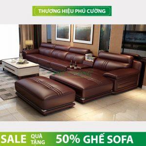 Tổng hợp những mẫu sofa hiện đại đang hot nhất thị trường Việt 4