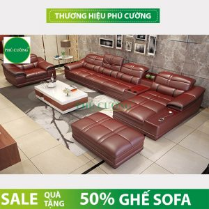 Tư vấn chọn sofa chung cư hiện đại thêm sang trọng và bắt mắt