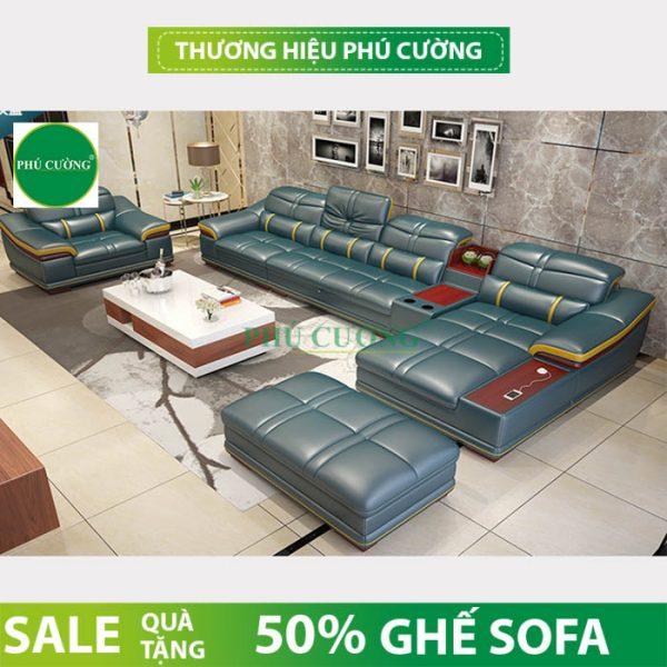 Cách bảo quản sofa phòng khách Bến Tre chất liệu da bền lâu mãi mãi