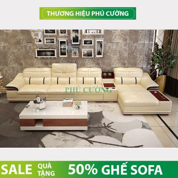 Ưu điểm vàng khi mua sofa giá rẻ Trà Vinh ngay tại Phú Cường 1