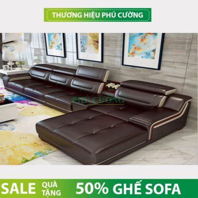Địa chỉ mua sofa hiện đại nhập khẩu chất lượng cao tại Cần Thơ