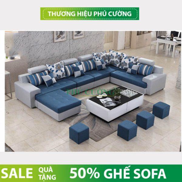 Nên mua sofa nỉ hiện đại trong nước hay sofa nhập khẩu? 2