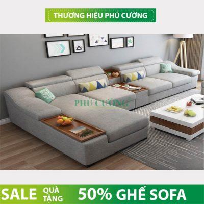 Các kiểu sofa hiện đại đẹp dành cho phòng khách nhỏ hẹp 3