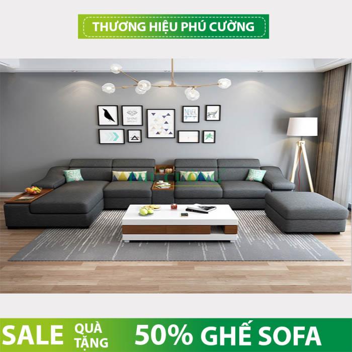 Tìm địa chỉ mua sofa chữ U hiện đại chất lượng cao tại TP Hồ Chí Minh 1