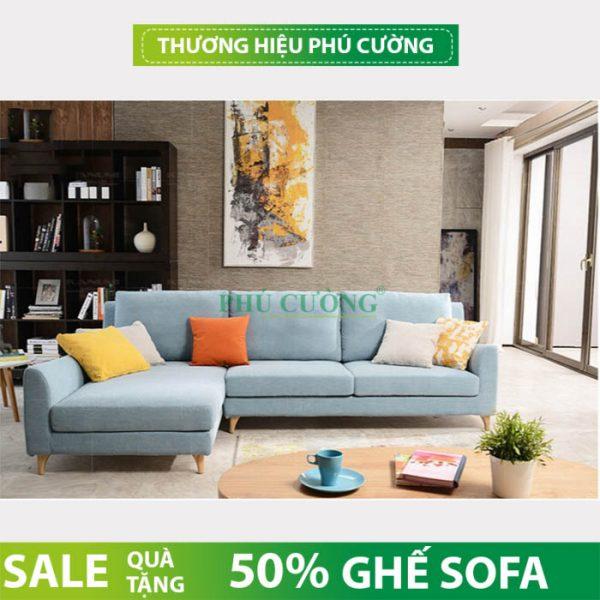 4 màu sofa vải Bạc Liêu ít lộ vết bẩn nhất trong bảng màu hiện nay 4